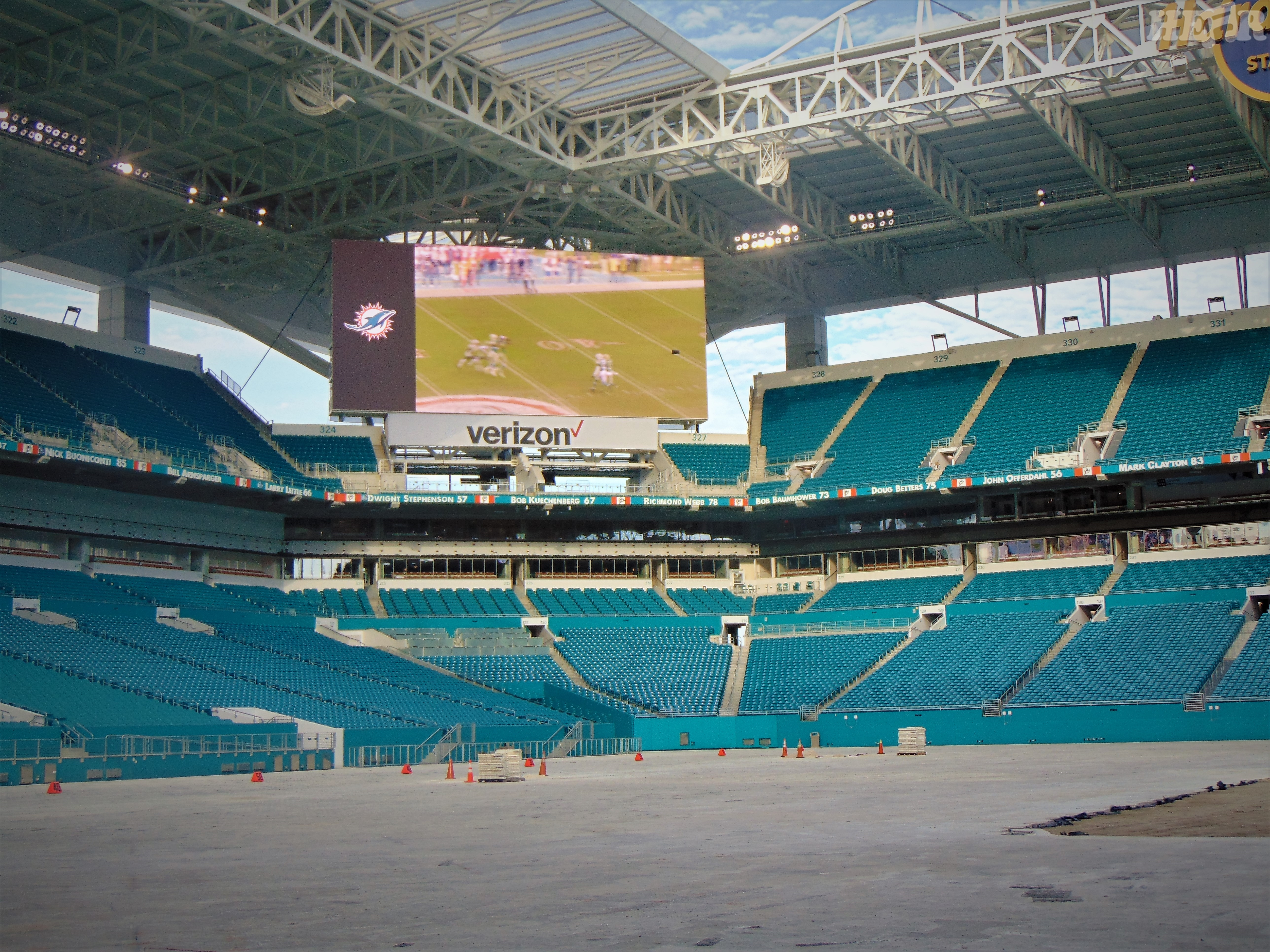 Miami Dolphins Draft Party 34