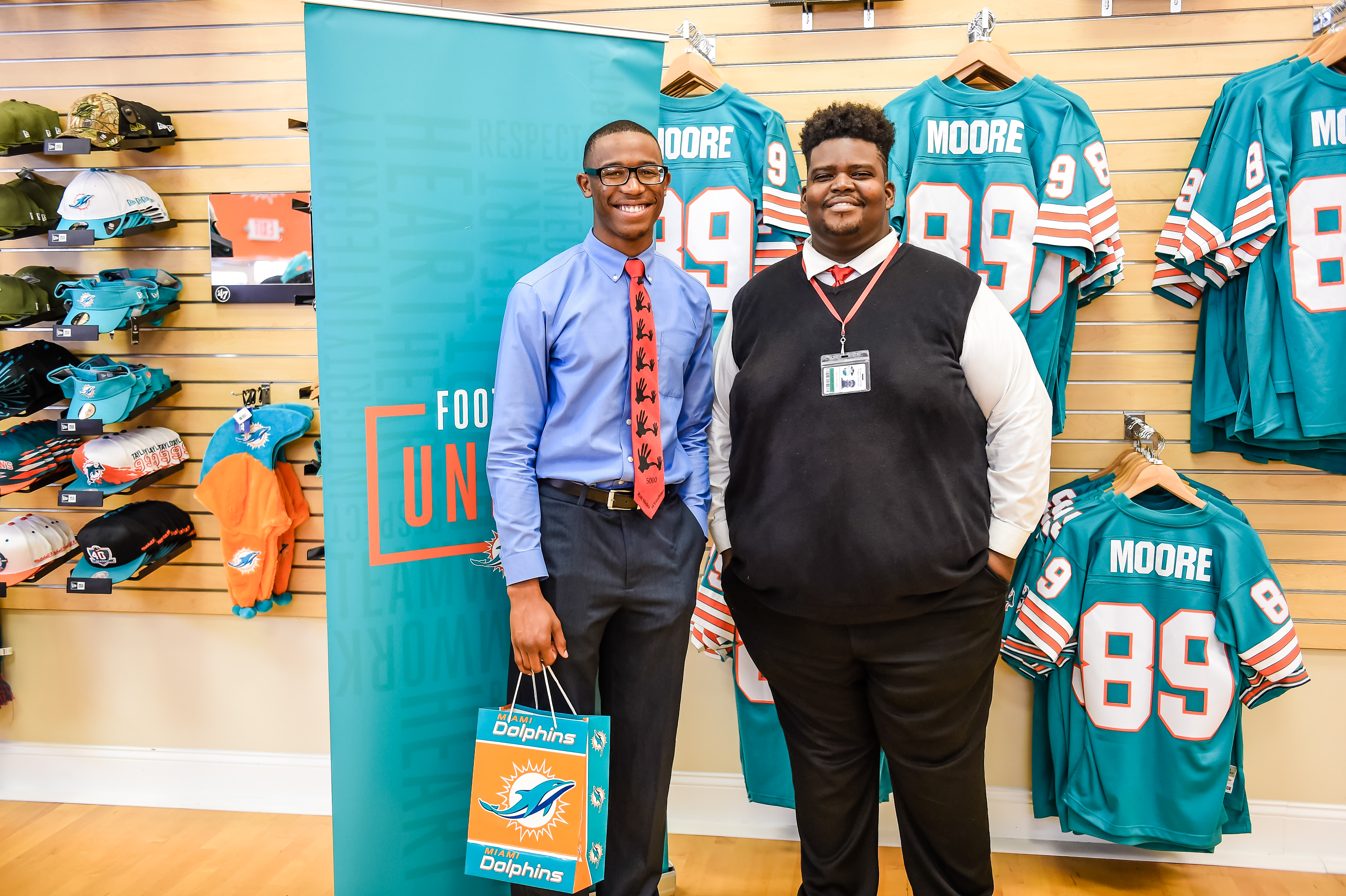 Miami Dolphins Select Dominic Pierre of