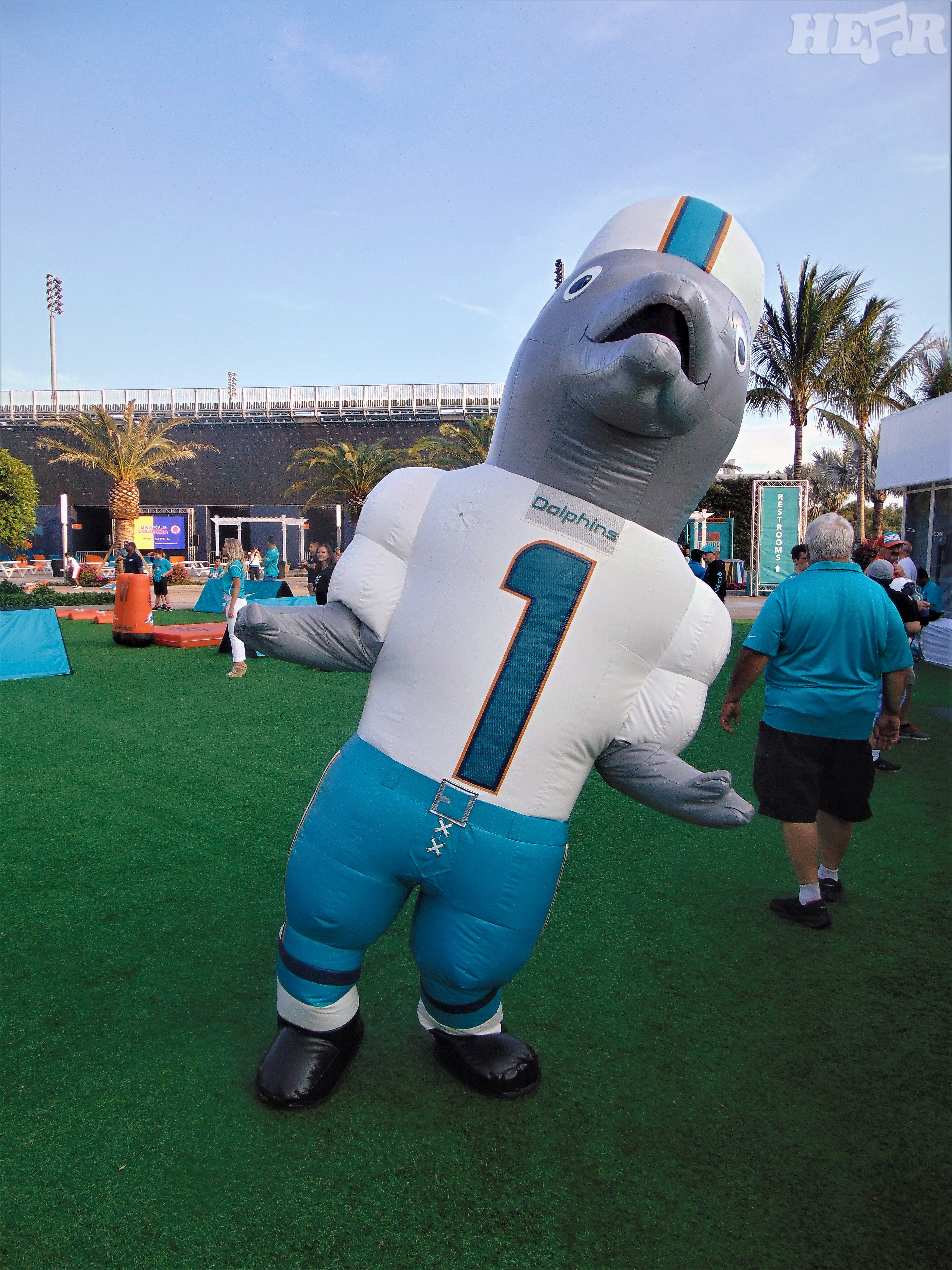 Miami Dolphins Draft Party 22