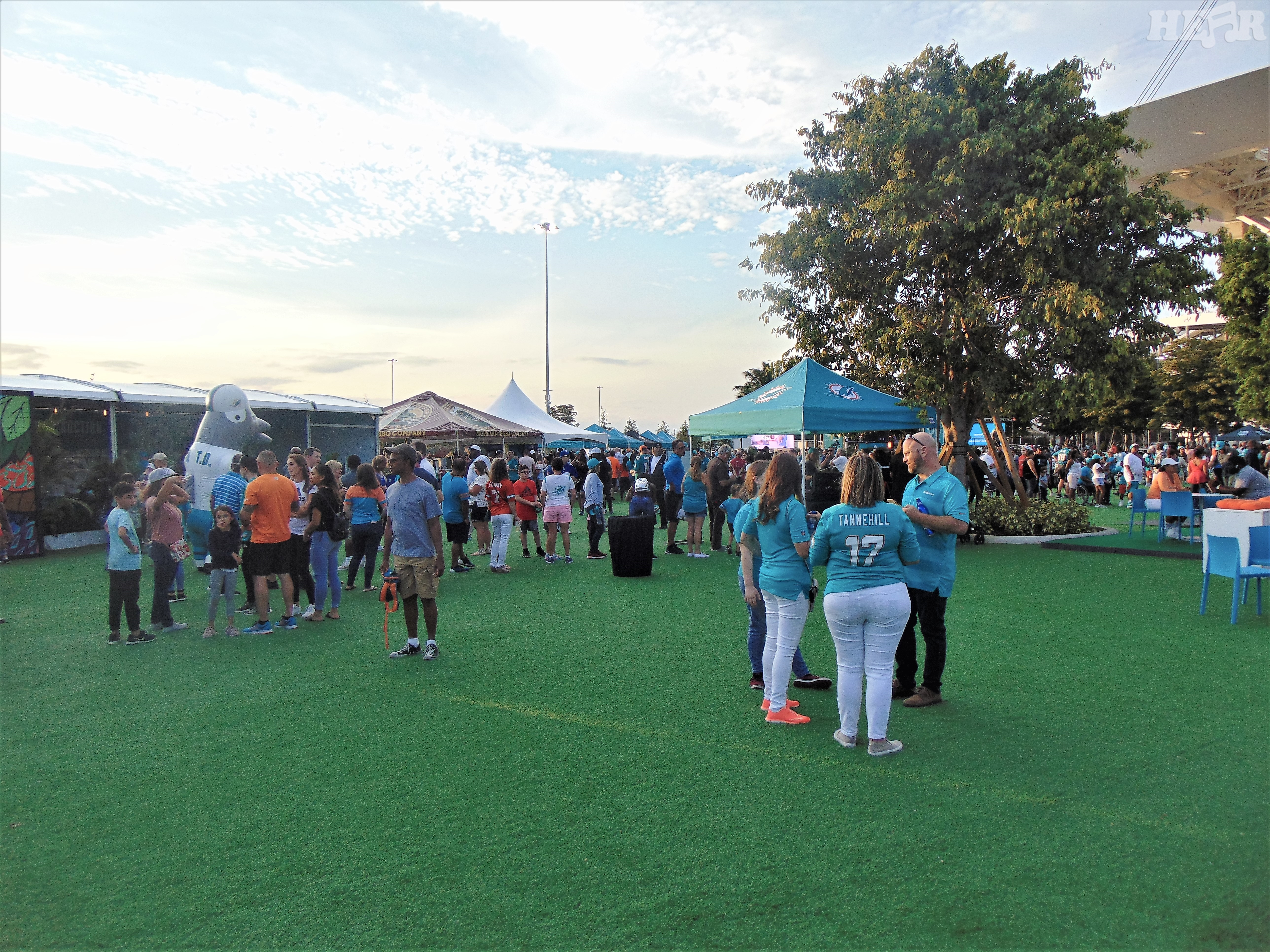 Miami Dolphins Draft Party 19