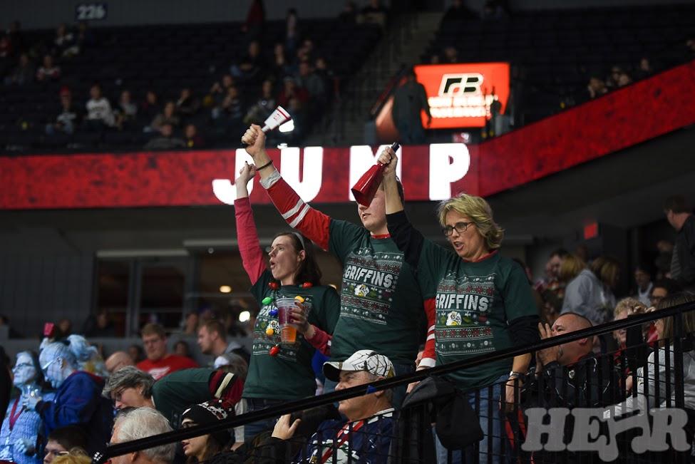 Grand Rapids Griffins  1  Dec 15