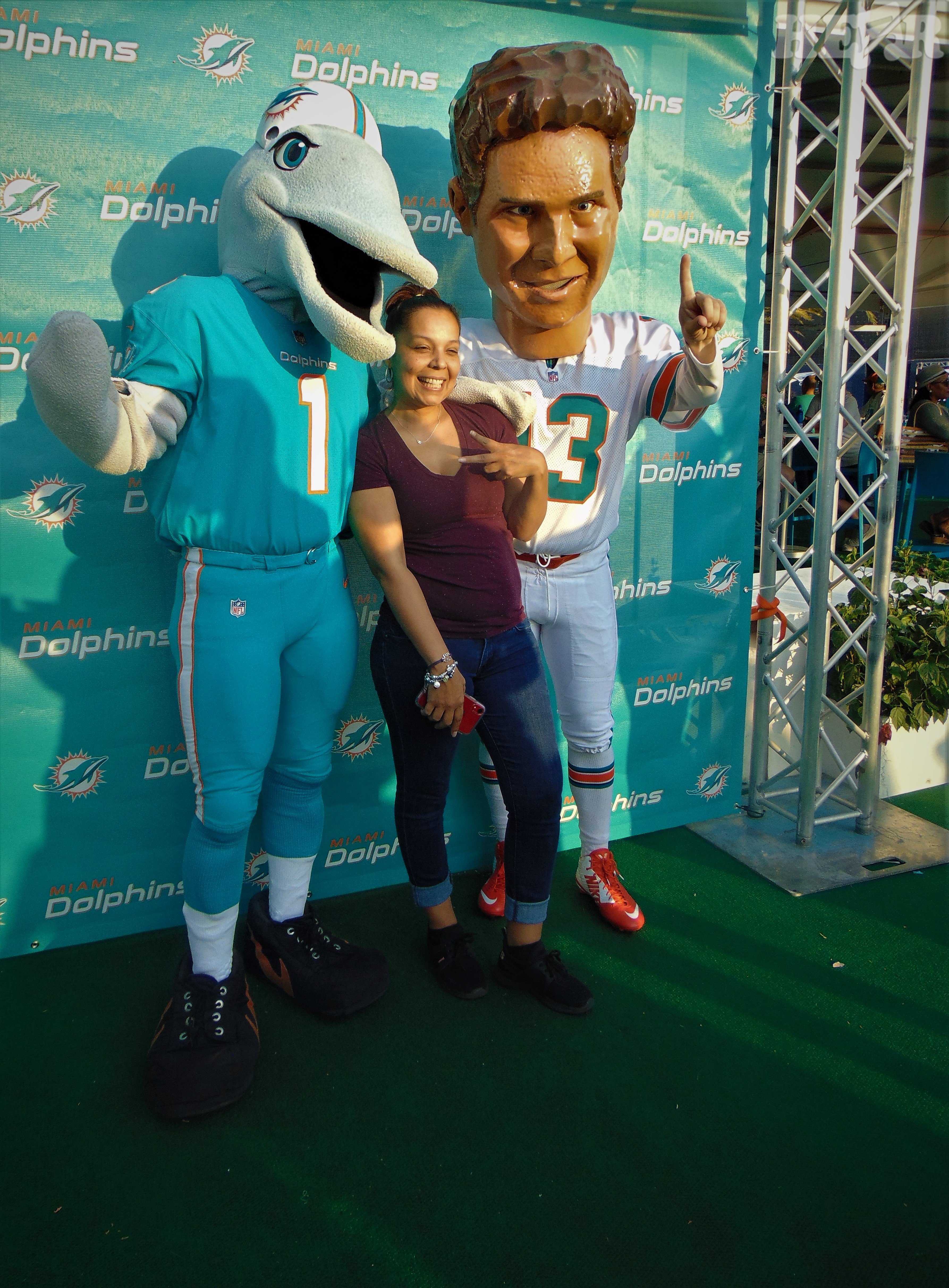 Miami Dolphins Draft Party 25