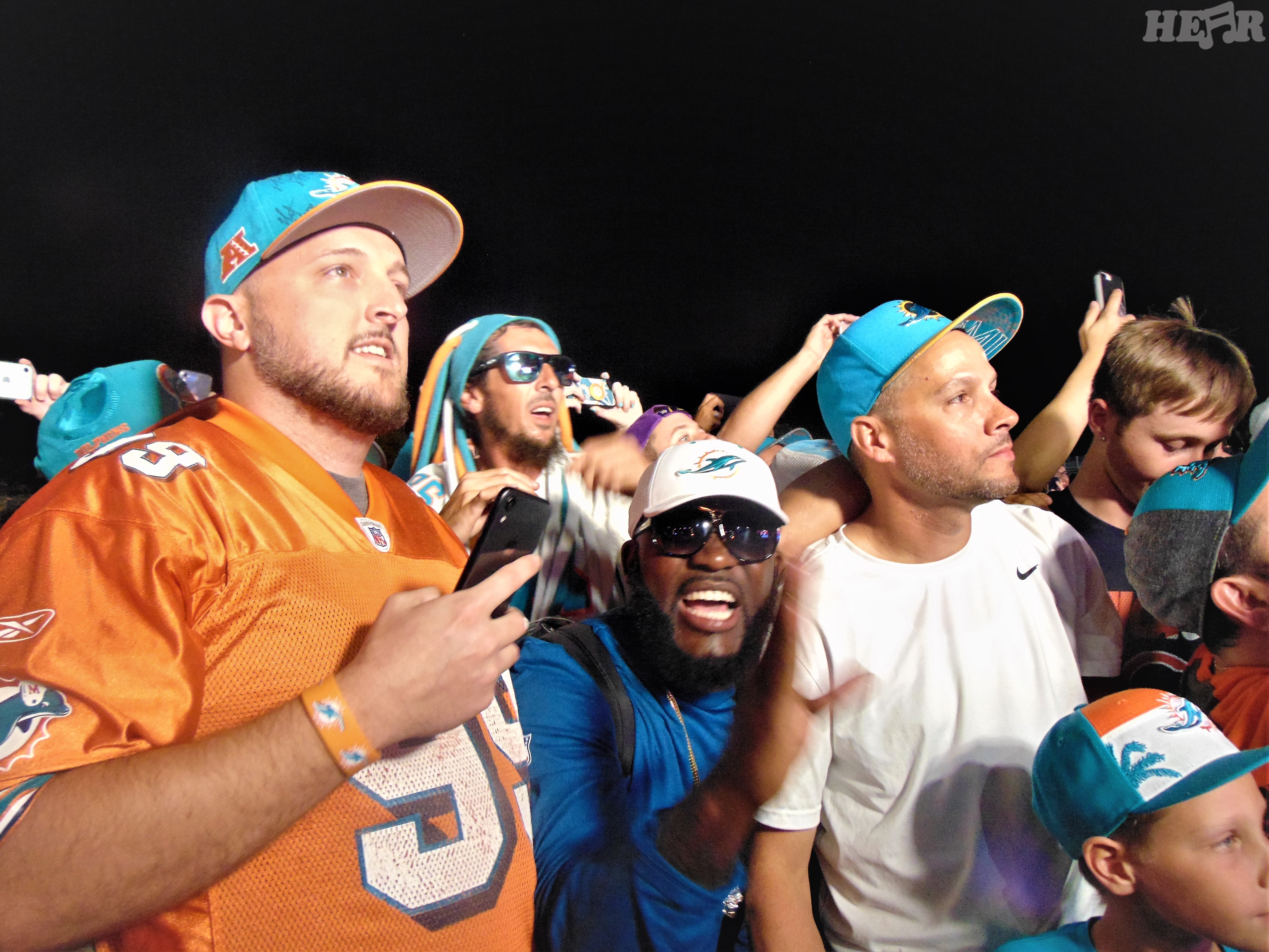 Miami Dolphins Draft Party 3