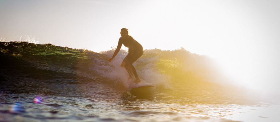 Surf photography - making moments truly eternal
