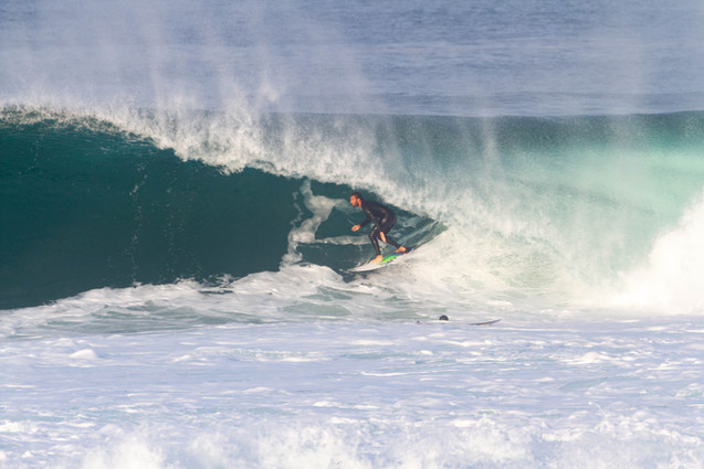 Frederico Morais surfing Ericeira