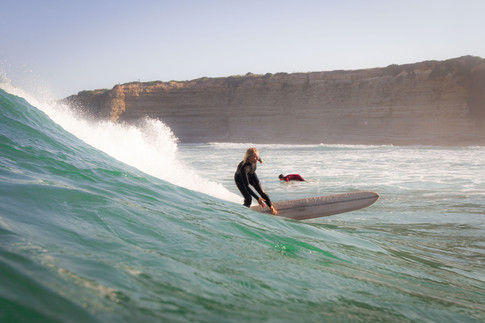 Surf photography in Ericeira, Portugal
