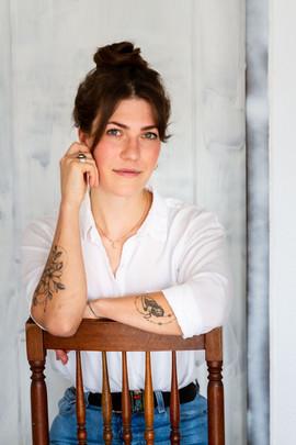 Personal branding portrait woman