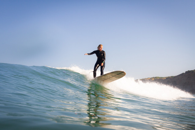 Surf photography in Ericeira