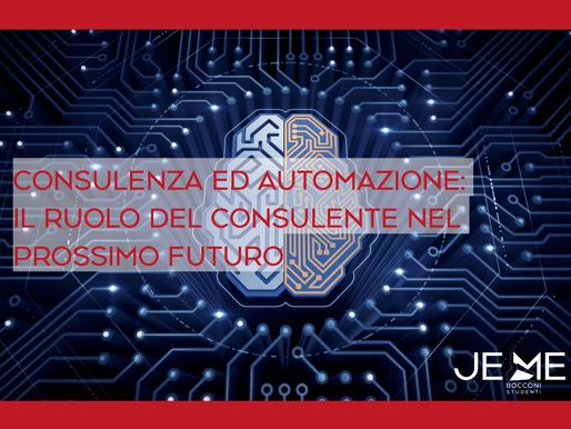 L'approccio alla consulenza del futuro