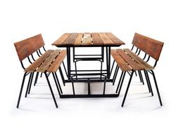 school chairs picnic set