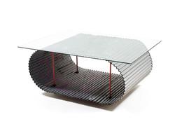 metal shade table