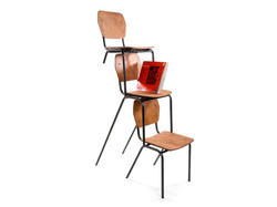 chairs ladder