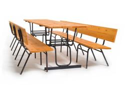 school chairs set