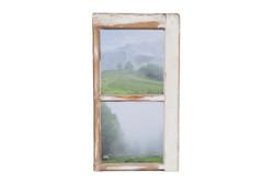 Photograph On Window