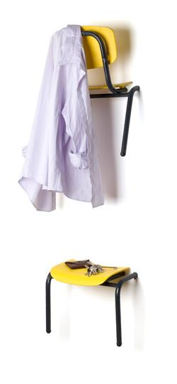 backrest hanger