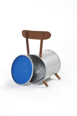 child barrel chair