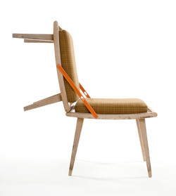 double sided chair