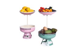 Gas Tank Fruit Stand