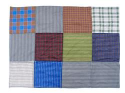 handkerchiefs quilt table map