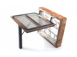 window grille table