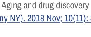 Scoperta di nuovi farmaci AntiAge