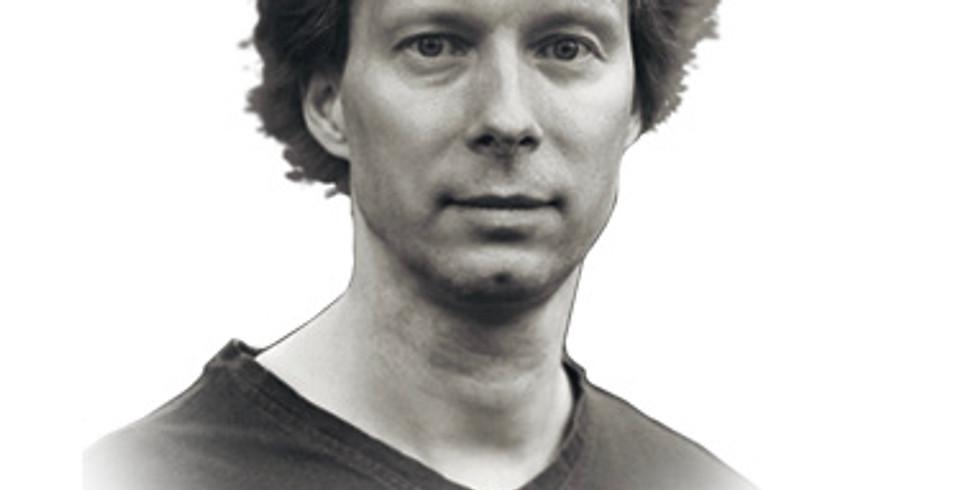 Bengt Tribukait på Cahmanorgeln