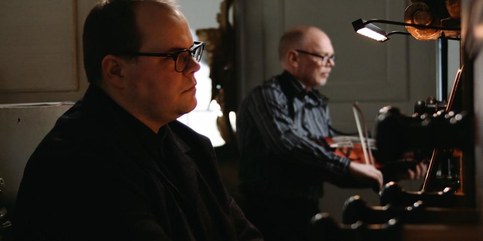 Torbjörn Näsbom & Lukas Arvidsson