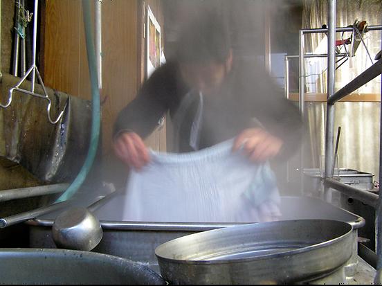 ECOMACO エコマコ 京都の伝統工芸士 染色