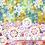 Thumbnail: wagashi ハンカチ 9月~12月