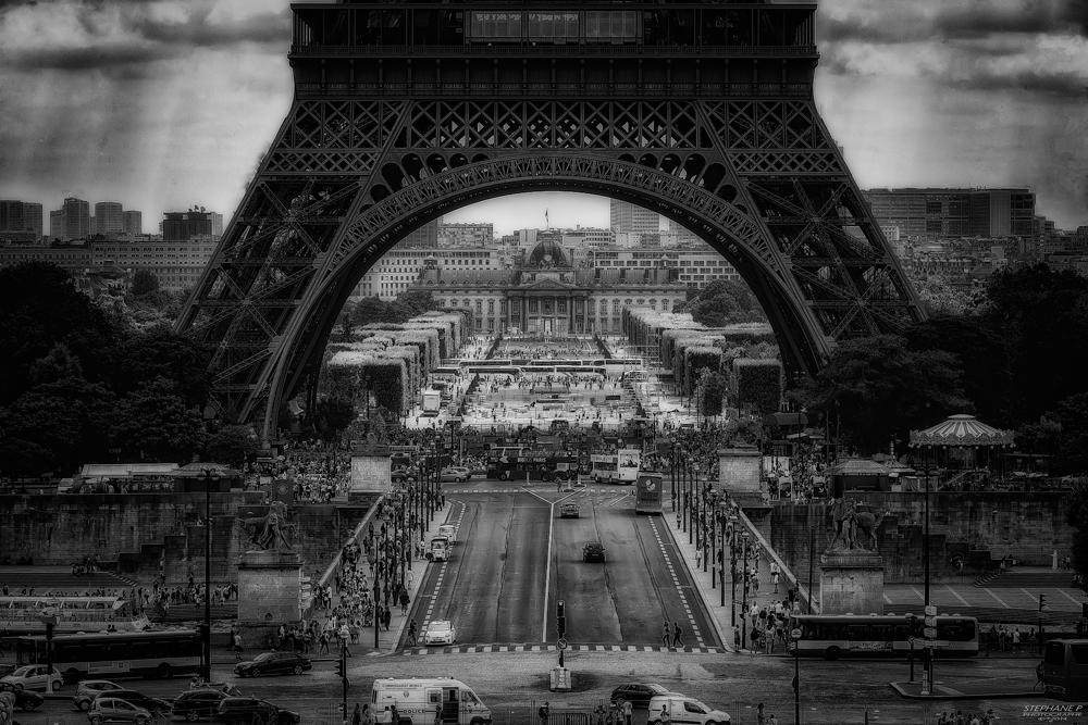 PHOTOS de  RUES PARIS