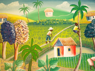 Poésie Haïti atelier des confins