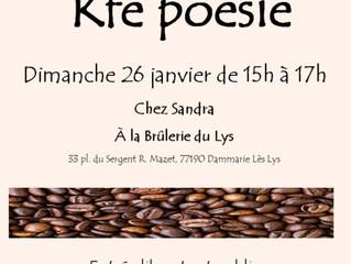 KFé Poésie