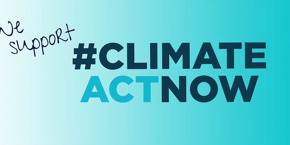 (PAST EVENT) Line the Streets for #ClimateActNow