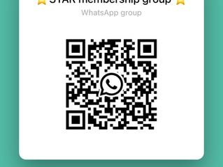 Region-wide WhatsApp group