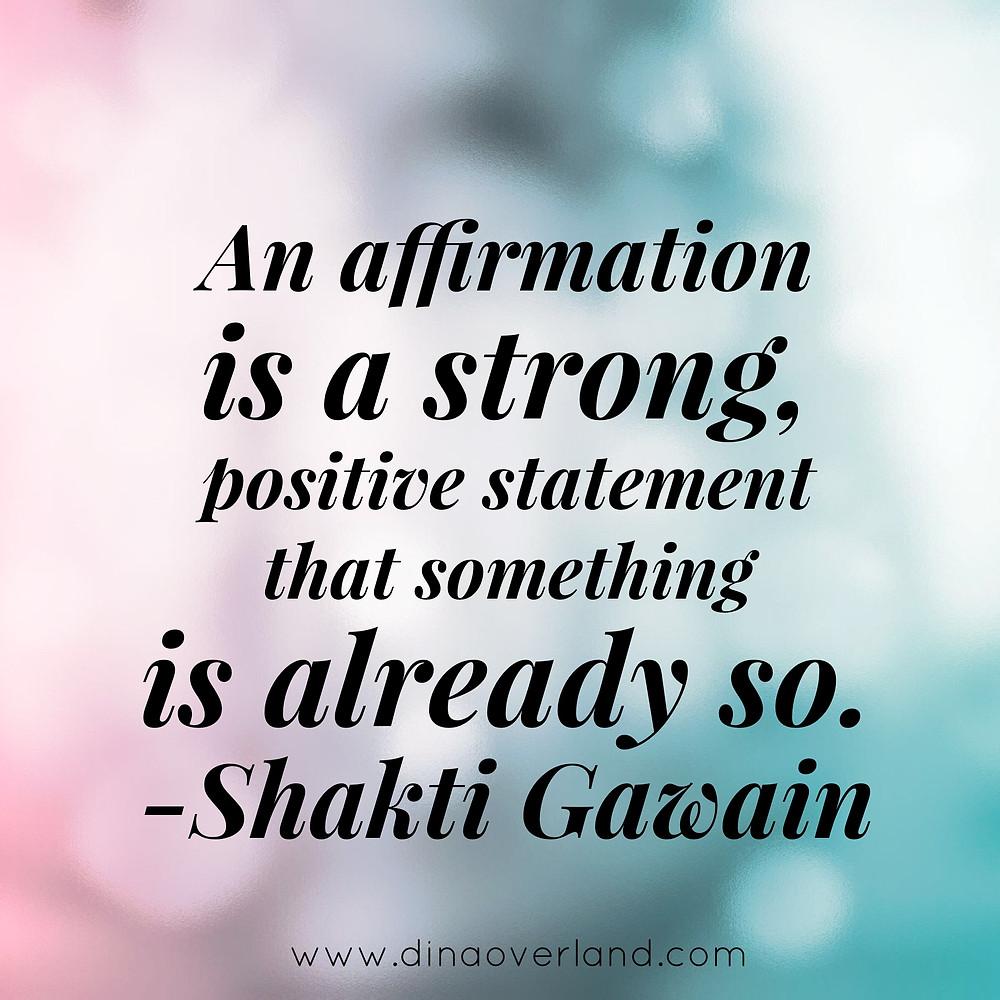 Affirmation is....jpg
