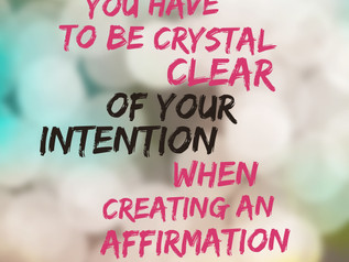 How to create super successful affirmations to get anything you want