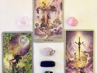 TAROT READING FOR WEEK OF MARCH 13, 2017