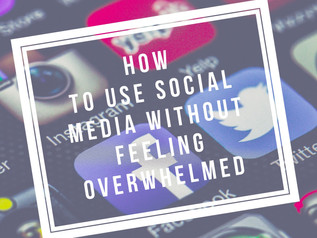 4 steps to using social media without experiencing information overload