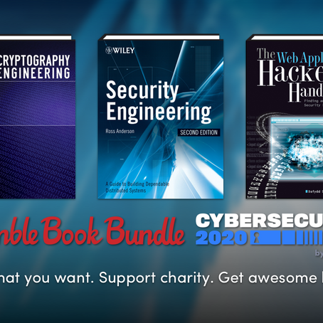 Cybersecurity 2020 Humble Book Bundle
