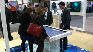 """55"""" 4K Interactive Touch Table"""