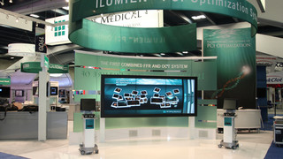 """2 x 3 46"""" Seamless Multi-Touch Video Wall"""