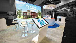 "55"" Touchscreen Information Kiosk"