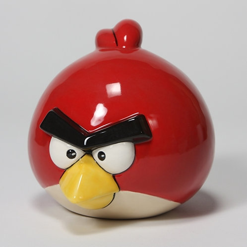 Angry Bird Bank - Red