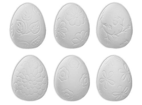 Textured Easter Egg