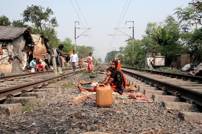 Tilijara Slum Kolkata
