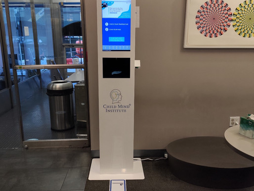 How Temperature Kiosks Create a Safer and More Automated Work Environment