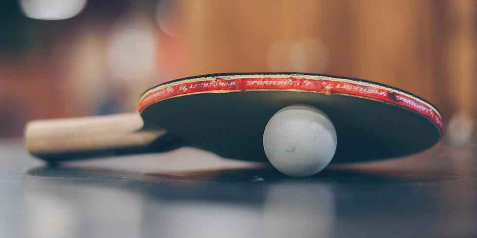 Ping Pong Fridays