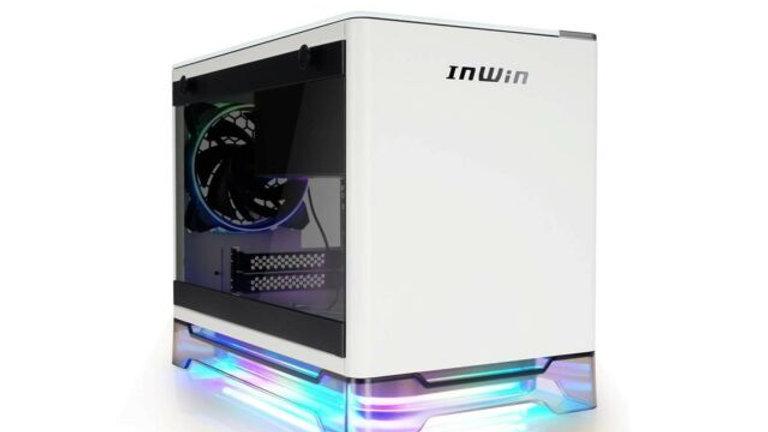 Win Box Mini ITX Gaming PC - Ryzen 3600 CPU w/Nvidia 1660GTX