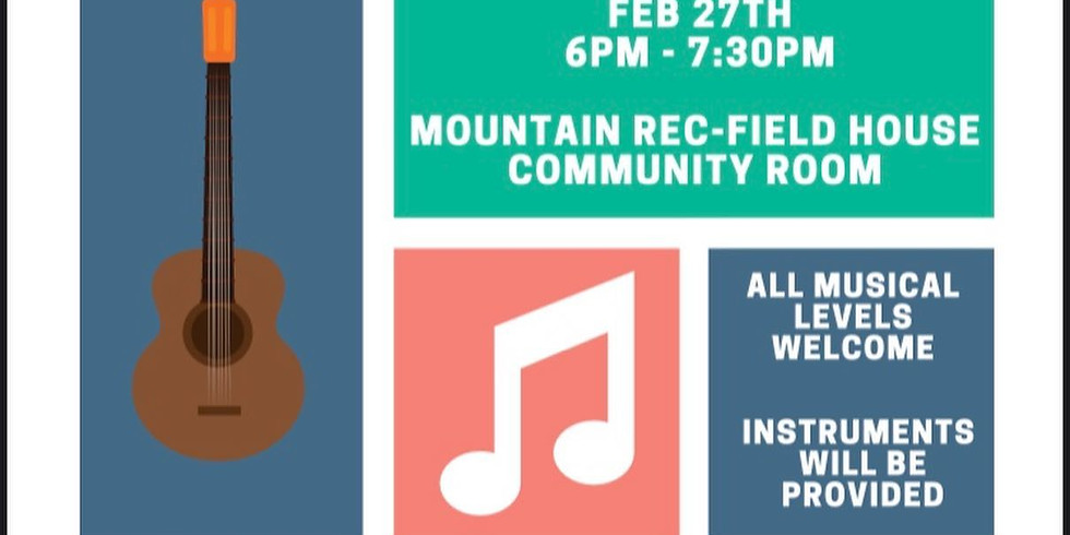Mountain Youth Songwriting Workshop