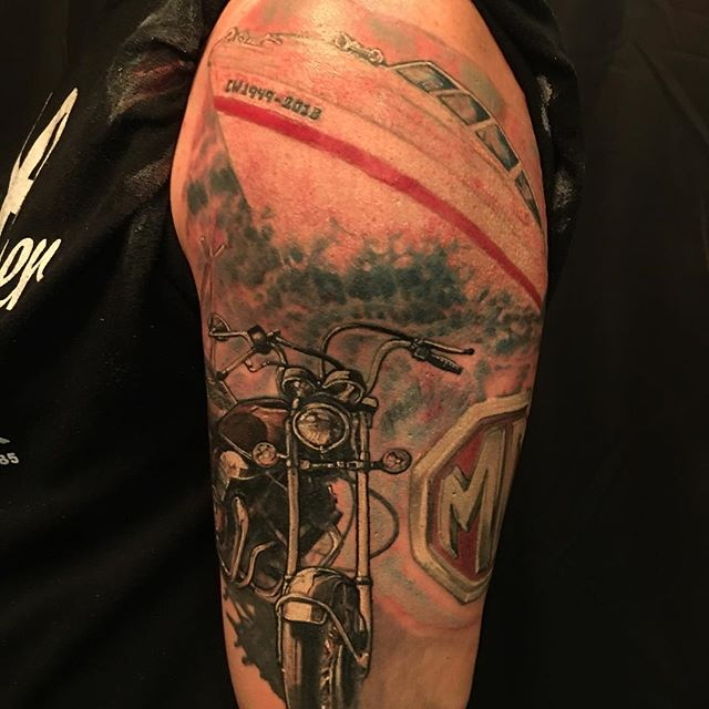 Memorial piece on dan in progress, 2nd session